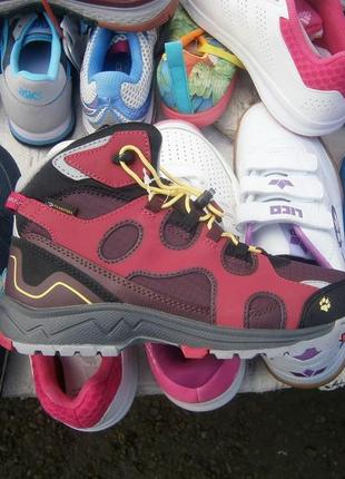 Jack wolfskin  ботинки