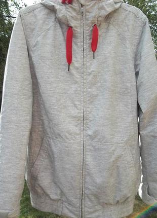 Удлиненная куртка roxi 38