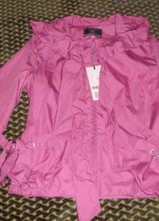Курточка - ветровка подростковая р. 12-16 лет(закрытие магазина)