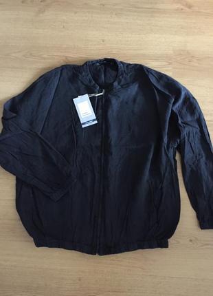 Ветровка куртка бомбер zara