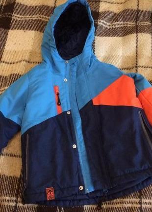 Термокуртка, куртка на мальчика reserved