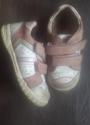 Кожаные туфли ботинки кроссовки котофей 27