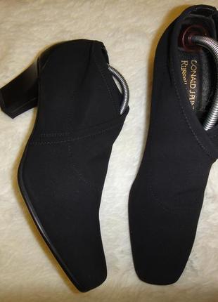 Новые итальянские ботильены ботинки russell & bromley london р.39 (25см) италия