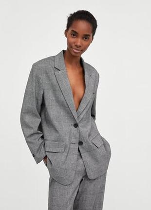 Мегакрутой блейзер пиджак жакет из новой коллекции zara