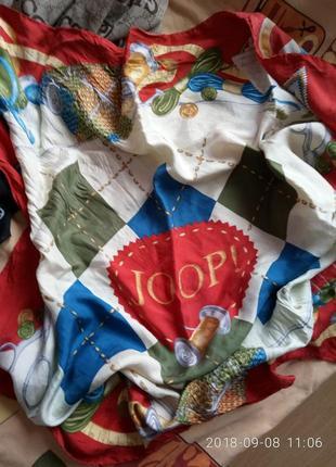 Шолковый платок joop