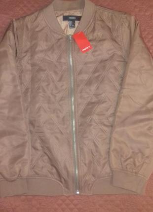 Куртка - бомбер forever 21