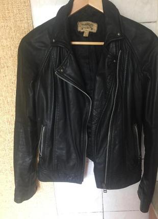 Куртка косуха кожа