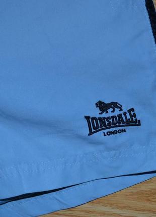 Спортивные шорты lonsdale