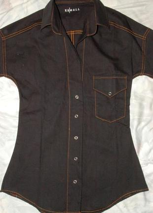Джинсовая рубашка levis red португалия новая