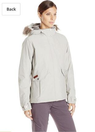 Куртка columbia , размер xs, но большемерит