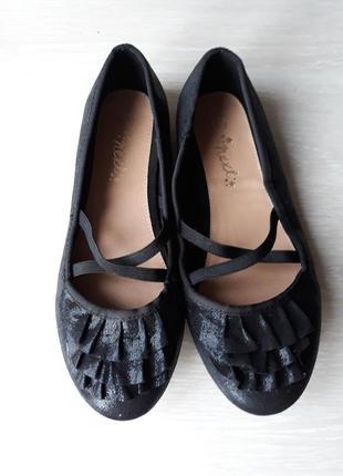 Туфли школьные next размер 36