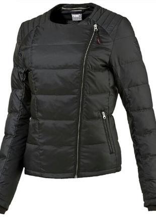 Куртка- пуховик puma ferrari.