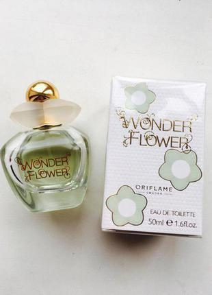 Туалетная вода wonder flower e54ae15891f8b