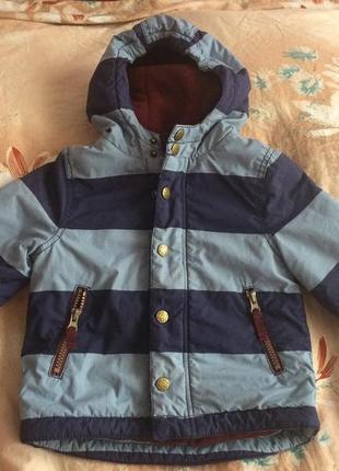 Куртка-парка осінь весна