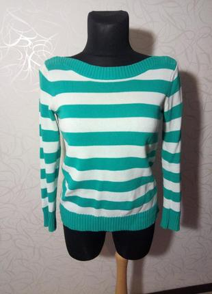 Яркий свитер bonpix