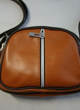 Женская кожаная сумка s0035