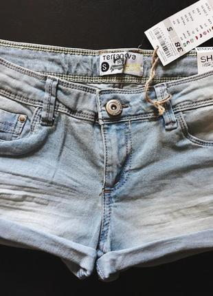 Шорты джинсовые от terranova