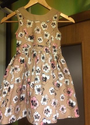 Красиве платтячко dress shop на 5-6 років