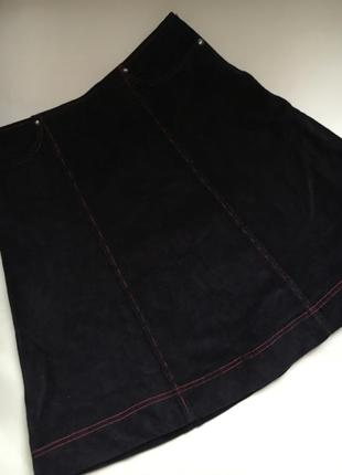 Вельветовая юбка max&co