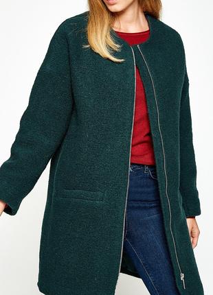 Супер тёплое пальто koton