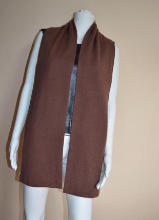 Теплый шарф от laurel (escada)