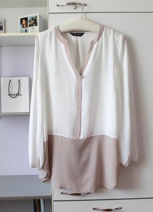 Красивая шифоновая рубашка от dorothy perkins