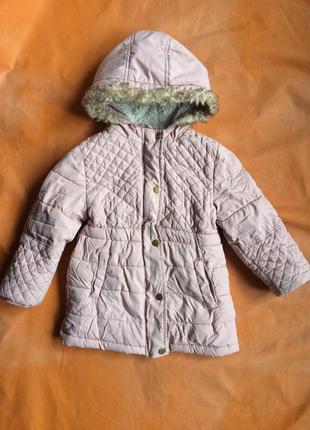 Супер нежная демисезонная курточка