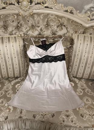 Новая ночная сорочка пеньюар annabel arto и подарок4