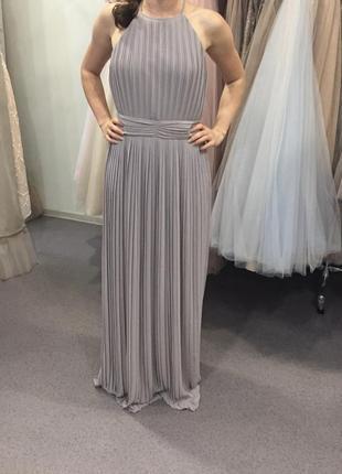 Платье в пол tfnc