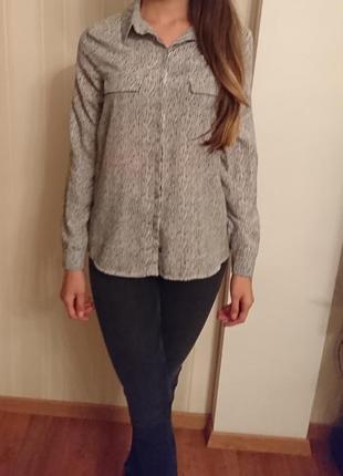 Очень крутая блуза от mango