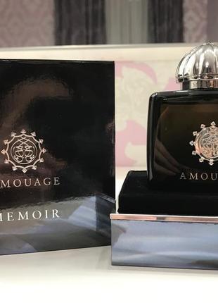 Оригинал amouage memoir 100 мл. парфюмированная вода