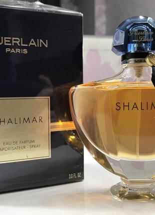 Оригинал guerlain shalimar 90 мл. парфюмированная вода