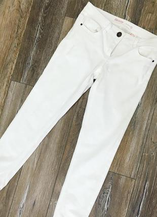Актуальные базовые джинсы next skinny