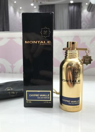 Оригинал montale chypre vanille. парфюмированная вода