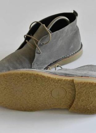 Мужские легкие кежульные(casual) ботинки marks&spencer