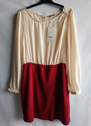 Женское  платье  немецкого бренда mint&berry  сток из европы,xl