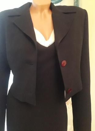Прекрасное деловое платье, s@s, 40,  можно 42,  но внимательно с замерами