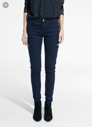 Стильные джинсы mango skinny