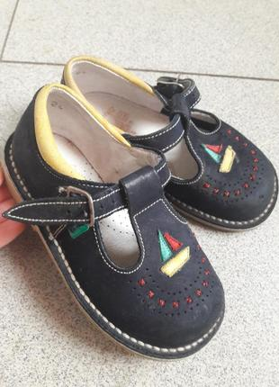 Kickers сандали для мальчика