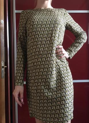 Платье вискоза  бренд h&m