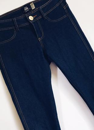 Стильные джинсы скинни от bershka