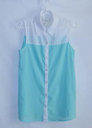 Блуза рубашка от gloria jeans