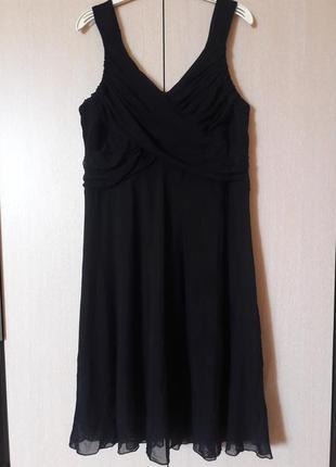 Платье миди xl-xxl
