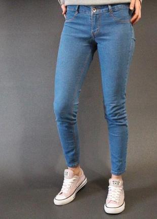 Джинсы, скини, зауженные джинсы