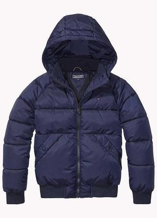 Брэндовая куртка tommy hilfiger, оригинал