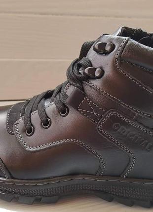 31752d940260 Подростковые зимние ботинки сапоги для подростка підліткові зимові черевики  чоботи р.36-41