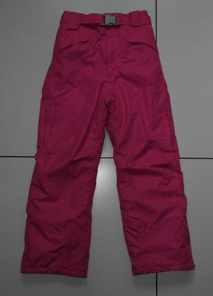 Лыжные штаны - trespass 5000 - 122/128 - 7-8 лет девочке!!!британия