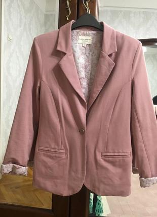 Пудровка пиджак laura ashley