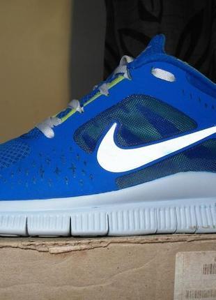 Кросівки атлетичні/бігові nike free run 3.0 running shoes