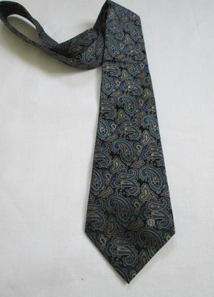 Dunhill/галстук класа  люкс /💯шелк/оригинал/made in italy
